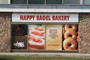 Happy Bagel Bakery