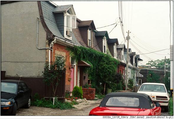 Percy Street Toronto