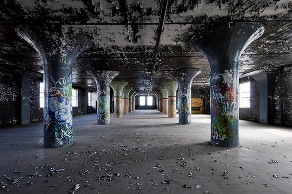 Abandoned Building Toronto