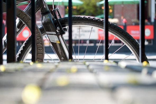 bike lock toronto
