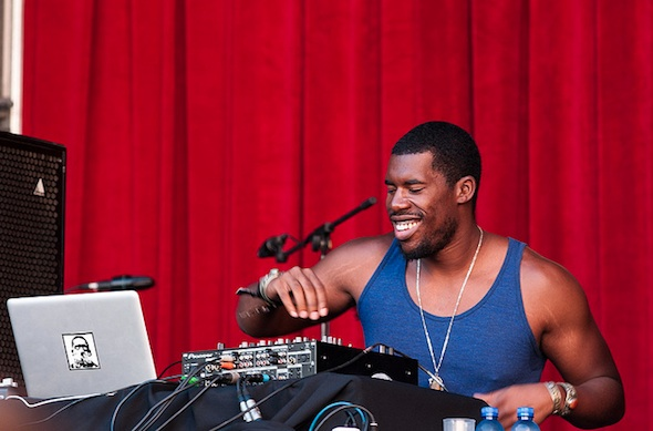 Flying Lotus Toronto