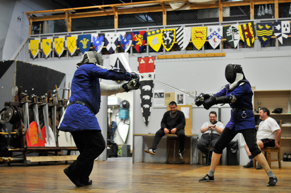 Academy of European Medieval Martial Arts