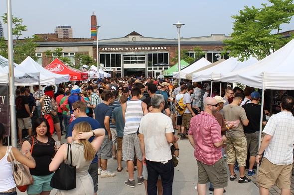 Highlights from the 2013 session craft beer festival for Craft beer festival toronto