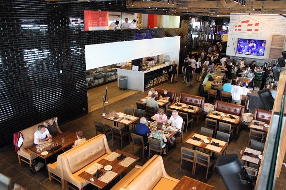 Amsterdam Brewhouse Toronto