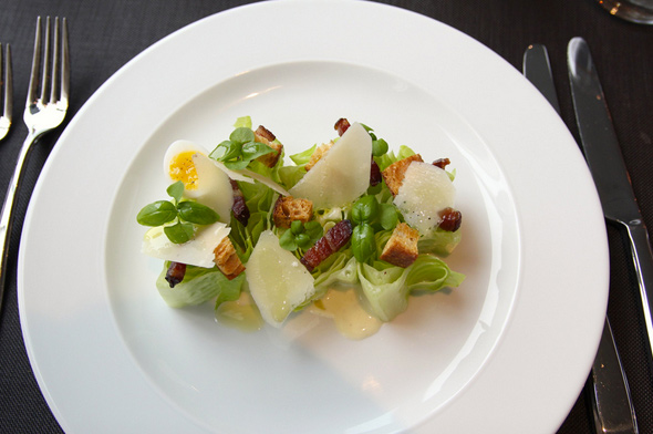Caesar salad Toronto