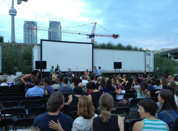 Toronto Film Festivals 2013