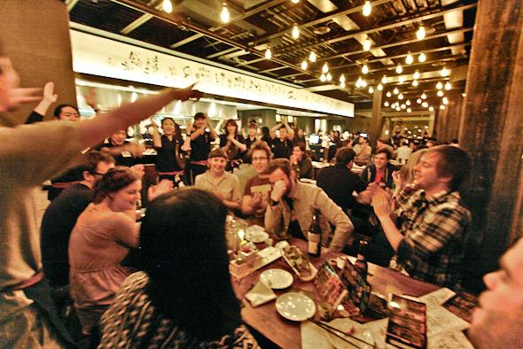 Izakaya restaurant Toronto
