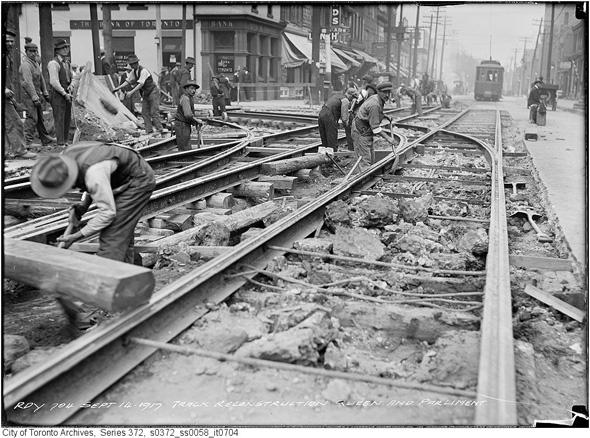 Parliament Street Toronto