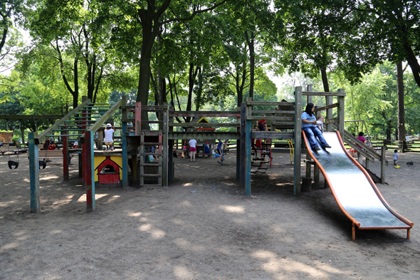 Dufferin Grove Playground