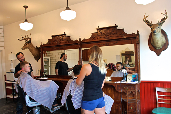 Barber Shop Forest Hills : Barber Shop Leslieville