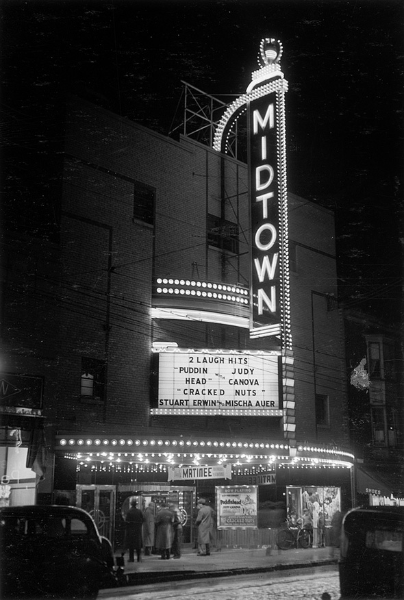 Midtown Bloor 1941