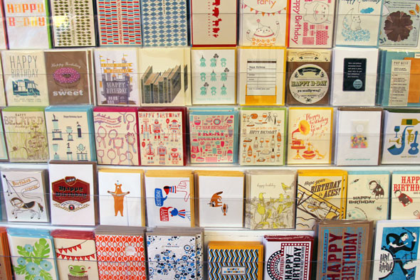 birthday card store toronto, Greeting card