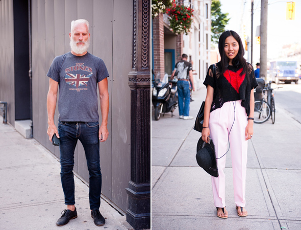street style parkdale