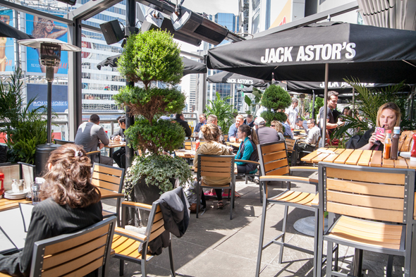 Jack Astors Dundas Square