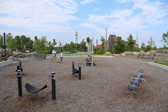 Corktown Common Playground