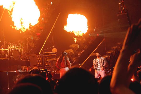 Lil Wayne OVO Fest