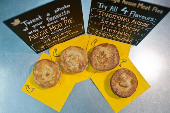 Australian meat pie