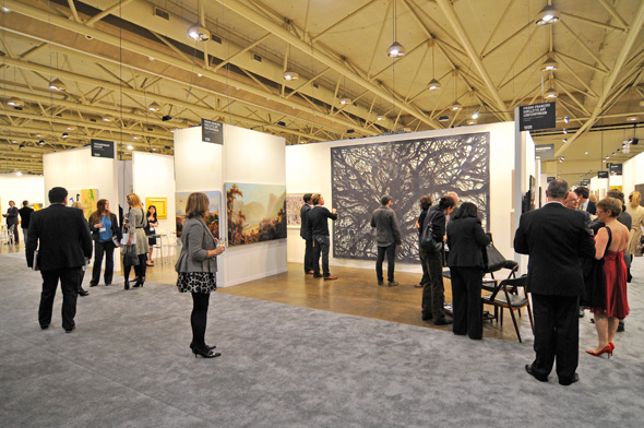 Fall Art Shows Toronto