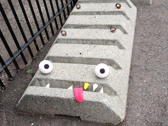 toronto street faces