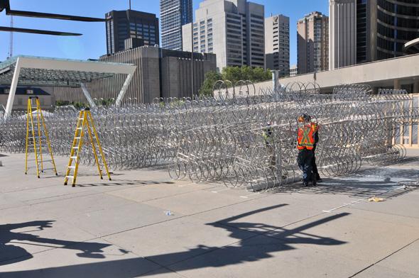 Ai Weiwei Nuit Blanche Toronto