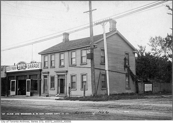 St Clair Avenue Toronto