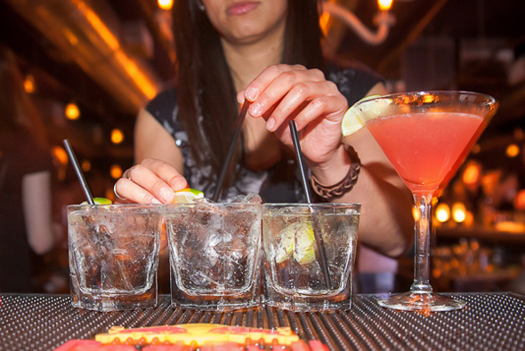 best lounge bars in toronto