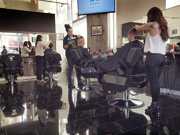 Barber Shop Forest Hills : barber shop toronto