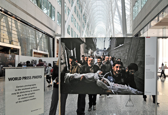 World Press Photo Toronto