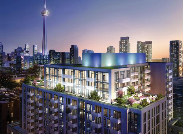 New in Toronto Real Estate Musee Condos