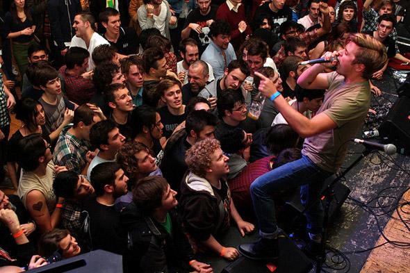 live music venues toronto
