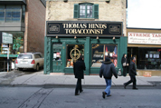 Thomas Hinds Tobacconist