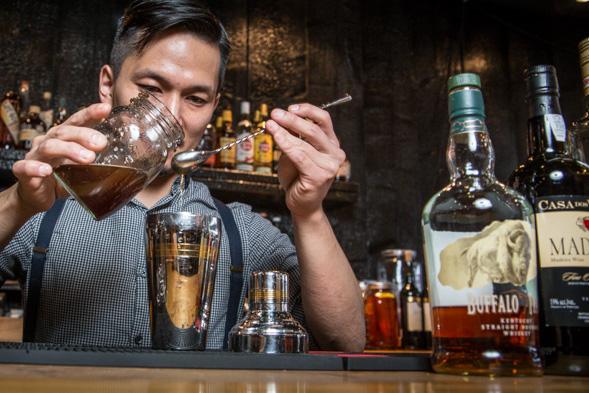 Cocktail Ursa Toronto