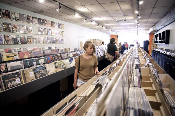 Vinyl Toronto