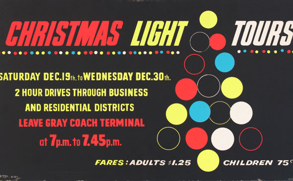 TTC Christmas Light Tour
