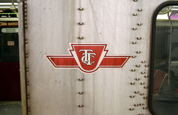 toronto ttc logo