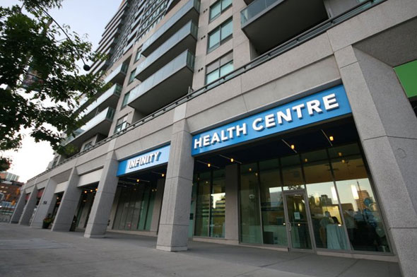 Walk in clinics toronto