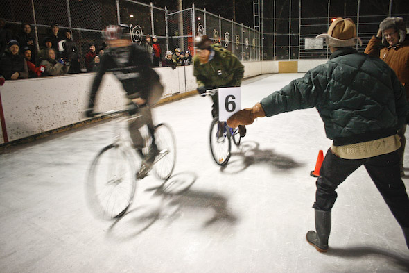 Icycle bike race