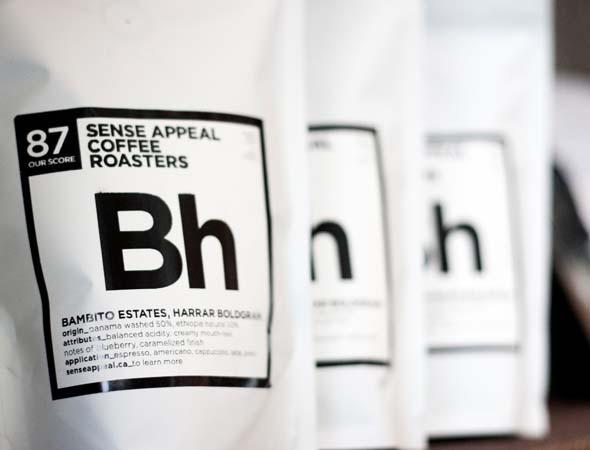 Sense Appeal Coffee beans