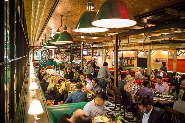 Best Restaurant Junction Toronto