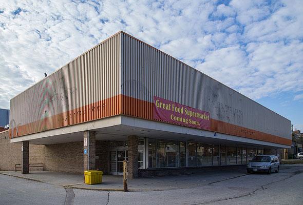 toronto supermarket