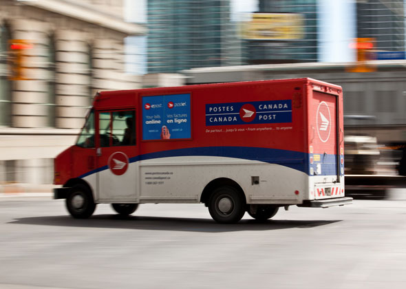 how to stop mail delivery canada post