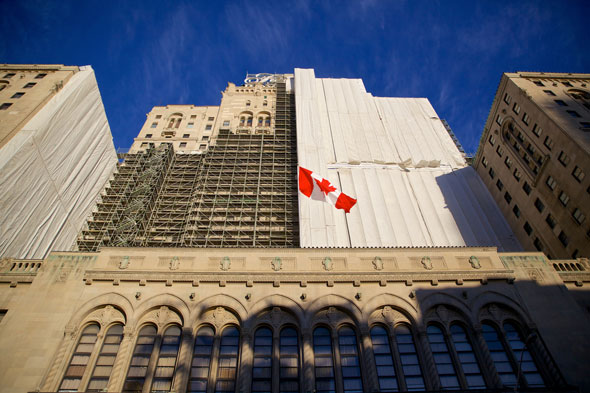 toronto fairmont royal york