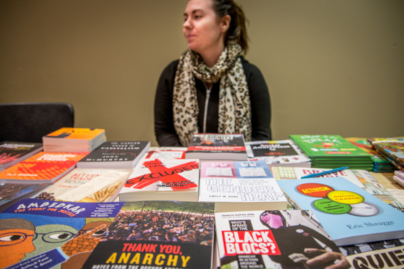 toronto anarchist book fair