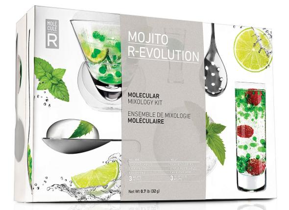 Molecular Mixology
