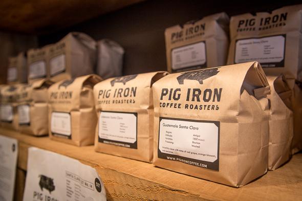 Pig Iron Roasters