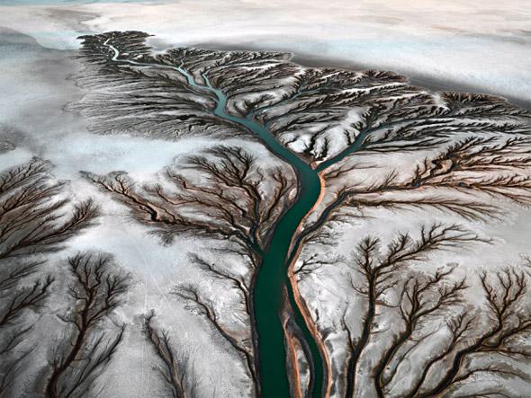 Watermark - Edward Burtynsky