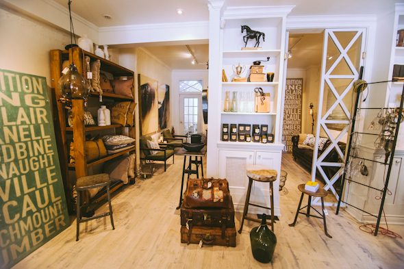 are the best new design stores that opened in toronto during 2013