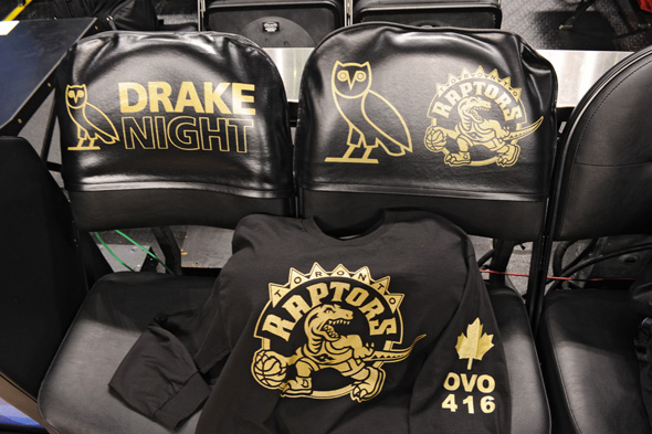 Drake Night Raptors