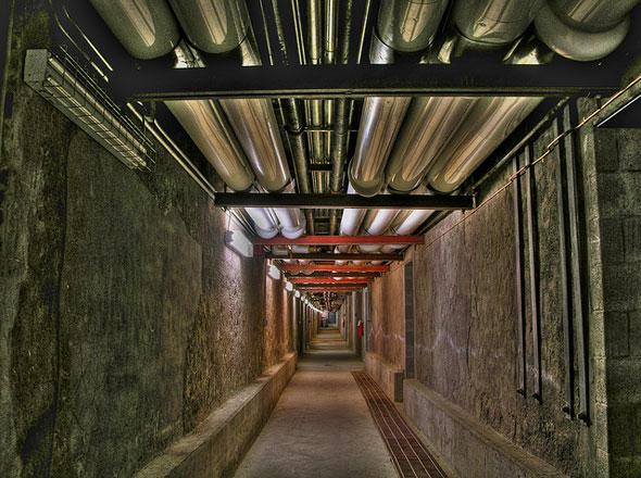 toronto tunnels