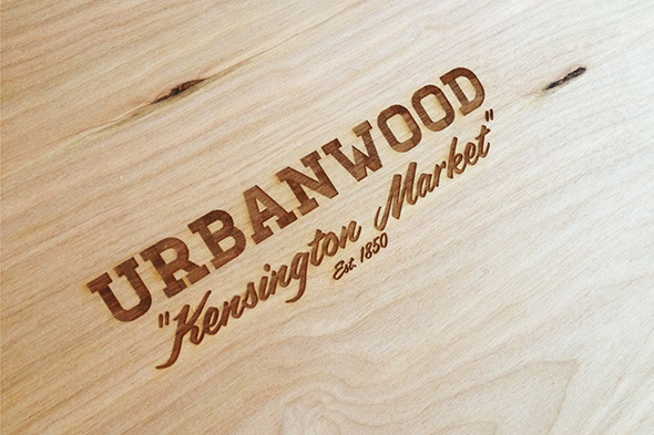 urbanwood map
